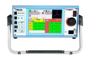 MEGGER FREJA 543 Relay Test System