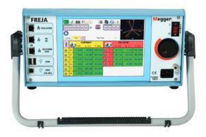 MEGGER FREJA 549 Relay Test System