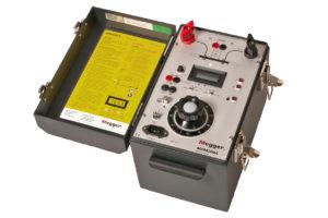 MEGGER MOM 200A Micro-Ohmmeter