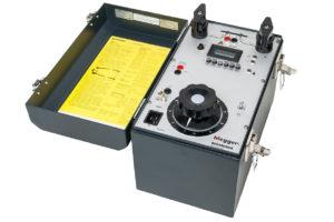 MEGGER MOM 600A Micro-Ohmmeter