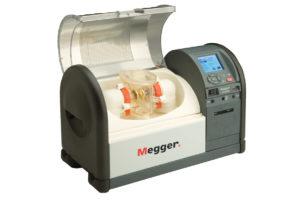 MEGGER OTS 60PB and 80PB Portable Oil Di-electric Strength Test Set
