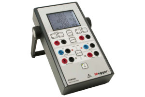 MEGGER PAM 420 Phase Angle Meter
