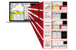 MEGGER RTMS Relay and Test Management Software