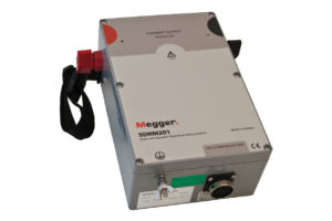 MEGGER SDRM 201 Static / Dynamic Resistance Measurement Accessory for the EGIL