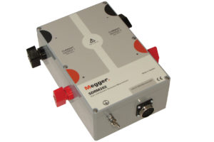 MEGGER SDRM 202 Static / Dynamic Resistance Measurement Accessory to the TM Series