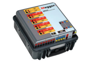 MEGGER SMRT 410 Relay Test System