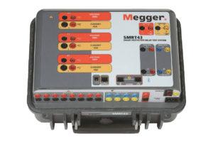 MEGGER SMRT 43 Multi-Phase Relay Test System