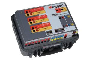 MEGGER SMRT 46 Multi-Phase Relay Test System