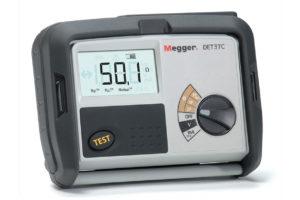 MEGGER DET3TC 3 Terminal Earth Resistance Tester