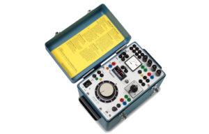 MEGGER SVERKER 650 Single Phase Relay Tester