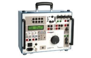MEGGER SVERKER 750 Single Phase Relay Tester