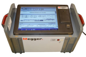MEGGER MWA 300 and MWA 330A 3 Phase Ratio and Winding Resistance Analyser
