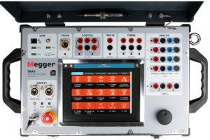 MEGGER TRAX Multifunction Transformer and Substation Test System