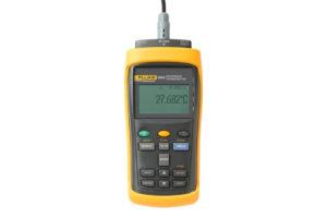 Fluke Calibration 1523 Handheld Thermometer Readout