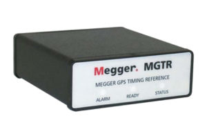 MEGGER MGTR-II GPS Timing Reference Spec Sheet