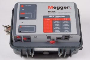 MEGGER SPI 225 SMART Primary Injection Test System