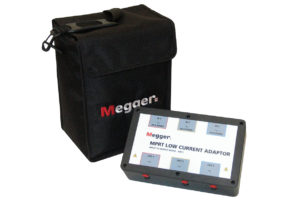 MEGGER MLCA Low Current Adapter